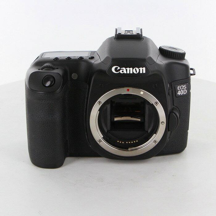 【中古】 (キヤノン) Canon EOS 40D【中古カメラ デジタル一眼】 ランク:B