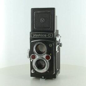 【中古】 (ヤシカ) YASHICA Yashica-D (80/3.5)【中古カメラ 中判カメラ】 ランク:B
