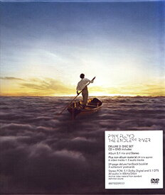 The Endless River (Deluxe CD+DVD version) [CD] Pink Floyd