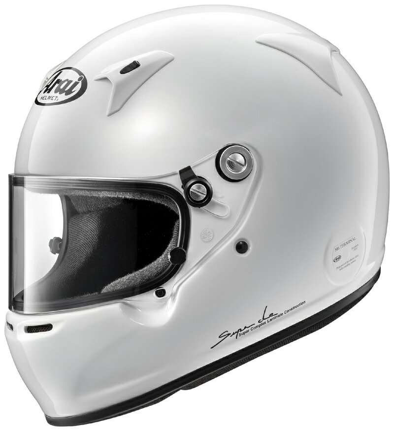 【割引クーポン配布中】【店頭在庫有り】Arai/アライ 4輪用ヘルメット GP-5W 8859 サイズ:M/57-58cm
