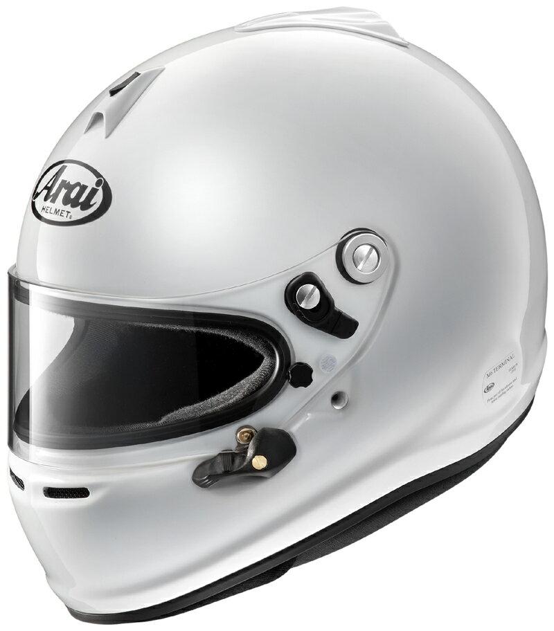 【割引クーポン配布中】【店頭在庫有り】Arai/アライ 4輪用ヘルメット GP-6S 8859 サイズ:L/59cm