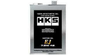 HKS/HKS引擎油超級市場油特別混合EJ 7.5W-42 4L罐