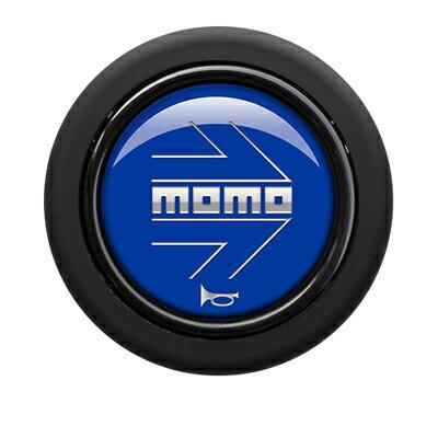 【全品2倍以上&特別クーポン!】MOMO/モモ ホーンボタン MOMO ARROW BLUE(アロー ブルー) 商品番号:HB-20
