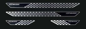 【割引クーポン配布中!】無限/MUGEN スカッフプレート ブラック シャトル/GP7、GP8 商品番号:84200-XMK-K0S0-BK
