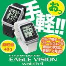 EAGLEVISIONwatch4(イーグルビジョンウォッチ4)腕時計タイプゴルフナビEV-717