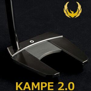 【即納】KRONOS GOLF(クロノス ゴルフ) KAMPE 2.0(キャンピー 2.0) パター (日本正規品)【世界数量限定モデル】【限定30本】