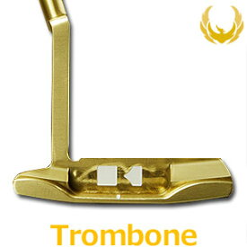 KRONOS GOLF(クロノス ゴルフ) Trombone(トロンボーン) パター (日本正規品) 【世界数量限定モデル】