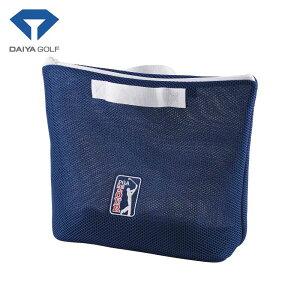 ダイヤ US PGA TOUR ランドリートート OT-3036 洗濯ネット 洗濯バッグ