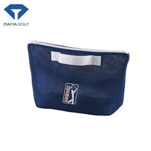 ダイヤ US PGA TOUR ランドリーミニトート OT-3037 洗濯ネット 洗濯バッグ