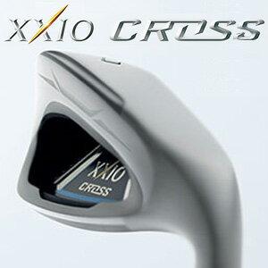 ダンロップ XXIO CROSS (ゼクシオ クロス) アイアン7本セット(#7-9,PW,AW,DW,SW) ゼクシオ MH1000 カーボンシャフト