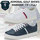 【即納】AdmiralGOLF(アドミラルゴルフ)ゴルフシューズMARHAM(マーハム)ADMS7S