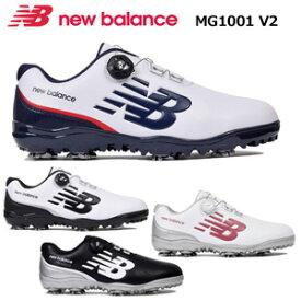 new balance(ニューバランス) ソフトスパイク ゴルフシューズ MG1001V2