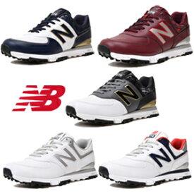 【即納】new balance(ニューバランス)スパイクレスゴルフシューズ MGS574(ユニセックス) 【新色(NT,RT,GT,WS,TR)】