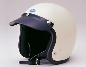 【Buco・ブコ】BUCO ブコヘルメット ベビー ブコ レイト 60's スタイル プレーンモデル ブラック・アイボリーホワイト