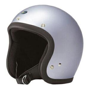 【Buco・ブコ】ブコヘルメット STANDARD スタンダード プレーン シルバー