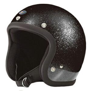 【Buco・ブコ】ブコヘルメット STANDARD スタンダード メタルフレーク ブラック