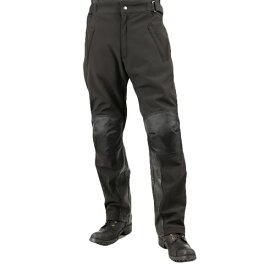 【DEGNER・デグナー】MEN'S SOFT SHELL OVER PANTS メンズソフトシェルオーバーパンツ 【DP-29】 ブラック