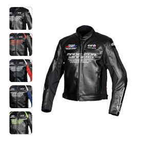 elf エルフ EJ-W108 エボルツィオーネPUレザージャケット(2020秋冬モデル)Evoluzione PU Leather Jacket