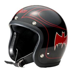 【Buco・ブコ】BUCO HELMET BATMAN SMALL BUCO・BABY BUCO ヘルメット バットマン スモールブコ・ベビーブコ ブラック/レッド