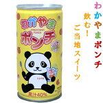 ナンカイわかやまポンチ(果汁40%)190g/30缶