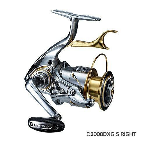 シマノ BB-X テクニウム C3000DXG S 右ハンドル(SUTブレーキ)