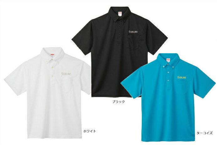 サンライン DRY ポロシャツ SUW-1382P