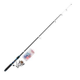 釣り竿 投げ 投げ竿 投げ釣りプロマリン ミニコンパクトちょい投げセットDX165