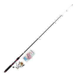 釣り竿 サビキ サビキセットプロマリン プロマリン ミニコンパクトサビキ釣りセットDX165