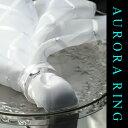 オーロラリング/1パック4個入り(4.4⏀cm×2.7cmナプキンリング ナプキンホルダー アクリル製 おしゃれ 食卓 イエロー クリア ブルー レッド)NANNA