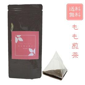 もも煎茶(お茶/煎茶/フレーバーティー/ティーバッグ/静岡県産)NANNA