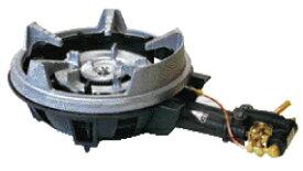 ハイカロリーバーナー 二重羽根付 種火付 五徳セット TS-208PS サイズ:幅330×全長525×高さ130mm ※お取寄商品