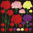楽天市場 その他販促グッズ メニューボード 看板 デコレーションシール 花 植物 キッチン ヒョードー