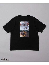 【SALE/60%OFF】EVA別注Tシャツ TYPE-00 nano・universe ナノユニバース カットソー Tシャツ ブラック ホワイト【RBA_E】[Rakuten Fashion]