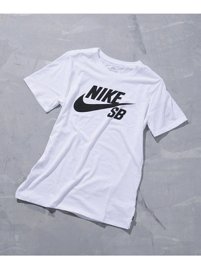 NIKE SB DRI-FITロゴTシャツ ナノユニバース