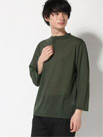 [Rakuten Fashion]【SALE/60%OFF】:ハイゲージツイルヘンリー9S nano・universe Selected ナノユニバース シャツ/ブラウス シャツ/ブラウスその他 カーキ ブラック ブラウン【RBA_E】
