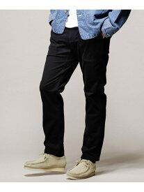 [Rakuten Fashion]別注STRETCHTWILLファティーグパンツ GRAMICCI ナノユニバース パンツ/ジーンズ フルレングス ブラック グリーン グレー【送料無料】
