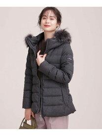 [Rakuten Fashion]KOSAVA TATRAS ナノユニバース コート/ジャケット ダウンジャケット グレー ホワイト【送料無料】