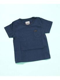 [Rakuten BRAND AVENUE]POCKETT-SHIRTS Lee ナノユニバース カットソー【RBA_S】