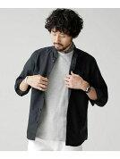 [Rakuten BRAND AVENUE]オックスバンドカラーシャツ nano・universe ナノユニバース シャツ/ブラウス【RBA_S】【送料無料】