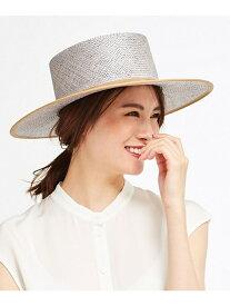 [Rakuten Fashion]【SALE/50%OFF】ENSAY La Maison de Lyllis ナノユニバース 帽子/ヘア小物 帽子その他 ブルー ホワイト【RBA_E】【送料無料】