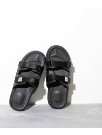[Rakuten Fashion]【SALE/35%OFF】ZONA SUICOKE ナノユニバース シューズ サンダル/ミュール ブラック ネイビー【RBA_E】【送料無料】