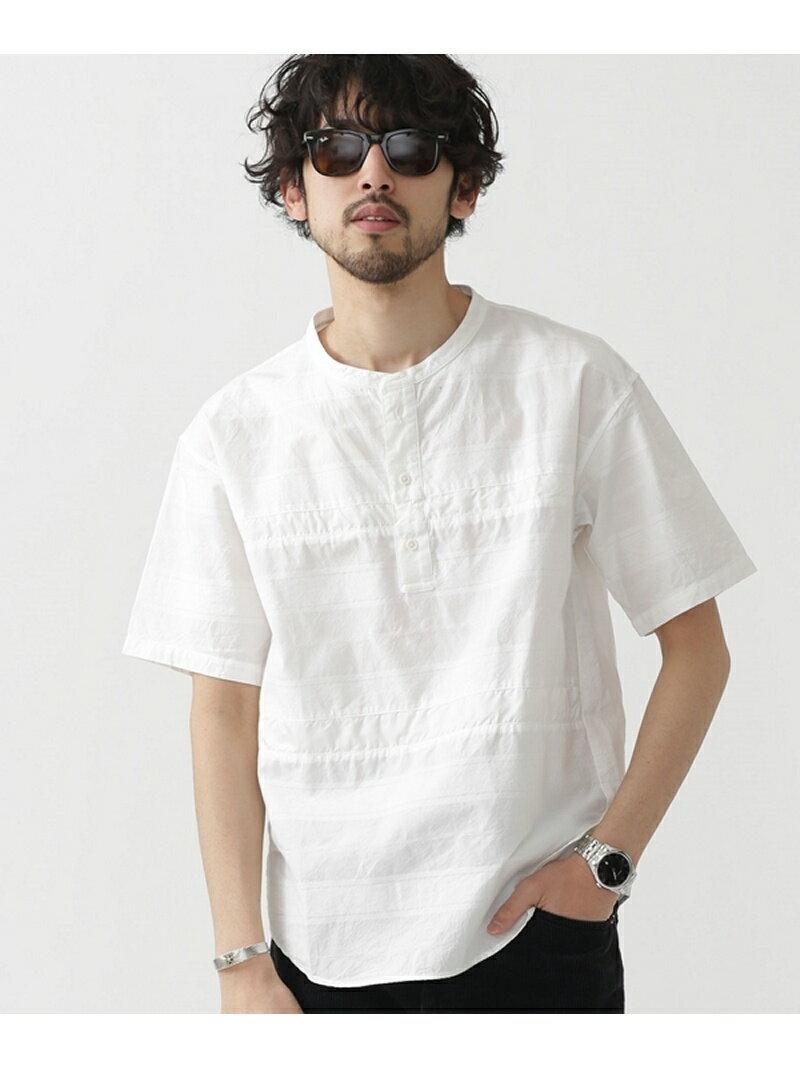 【SALE/50%OFF】ジャガードPOシャツ SS ナノユニバース シャツ/ブラウス【RBA_S】【RBA_E】【送料無料】