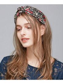 [Rakuten BRAND AVENUE]【SALE/20%OFF】EDNA La Maison de Lyllis ナノユニバース 帽子/ヘア小物【RBA_S】【RBA_E】【送料無料】
