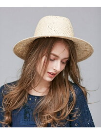 [Rakuten Fashion]【SALE/30%OFF】CORN La Maison de Lyllis ナノユニバース 帽子/ヘア小物 帽子その他 ブラウン【RBA_E】【送料無料】