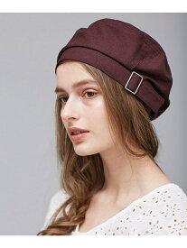 [Rakuten Fashion]【SALE/30%OFF】MUSICA La Maison de Lyllis ナノユニバース 帽子/ヘア小物 帽子その他 レッド ブラック【RBA_E】【送料無料】