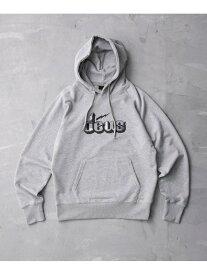 [Rakuten Fashion]【SALE/50%OFF】Camo Logo Hoodie Deus ex Machina ナノユニバース カットソー パーカー グレー ネイビー【RBA_E】【送料無料】
