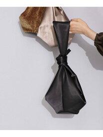 [Rakuten Fashion]【SALE/40%OFF】ラップバッグ Le Vernis ナノユニバース バッグ ショルダーバッグ ブラック グレー【RBA_E】【送料無料】