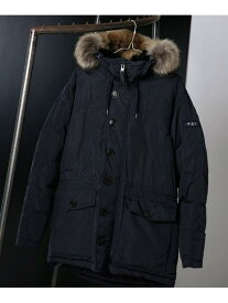 [Rakuten Fashion]IPERICO TATRAS ナノユニバース コート/ジャケット ダウンジャケット ネイビー ブラック【送料無料】