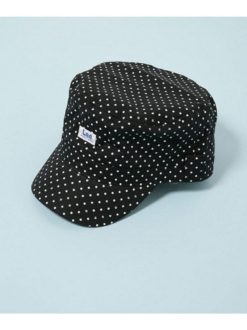 [Rakuten BRAND AVENUE]LeeドットワークCAP Lee ナノユニバース ファッショングッズ