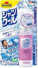 熱中対策 シャツクール冷感フローラルアロマの香りS 100ml